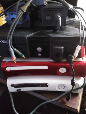 Xbox and 2 Xbox360 for Sale in Chandler, AZ
