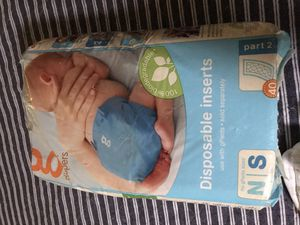G diapers + inserts for Sale in San Jose, CA