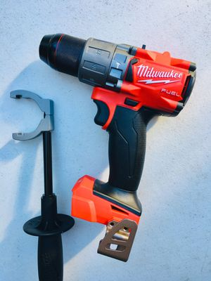 """New Milwaukee M18 FUEL Brushless 1/2"""" Hammer Drill GEN III for Sale in Modesto, CA"""