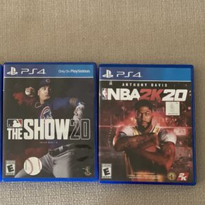 PS4 / PS5 Game Bundle for Sale in Miami, FL