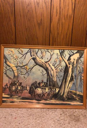 Artwork, painting for Sale in Fort Belvoir, VA