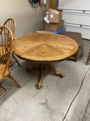 Kitchen table & 4 chairs for Sale in Charlotte, NC
