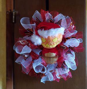The Pumpkin King wreath for Sale in El Paso, TX