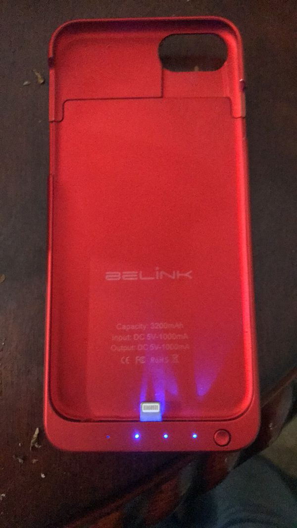 Belink juice pack for iPhone