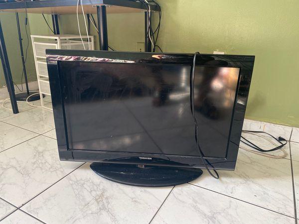 32Inch Toshiba TV No remote Control
