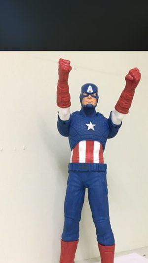 18 inch captain America for Sale in North Andover, MA