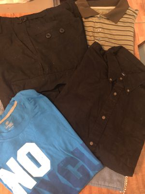 ####Young MENS used CLOTHES LOT##### for Sale in Miami, FL