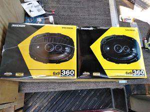 Kicker speakers for Sale in Elizabethtown, PA