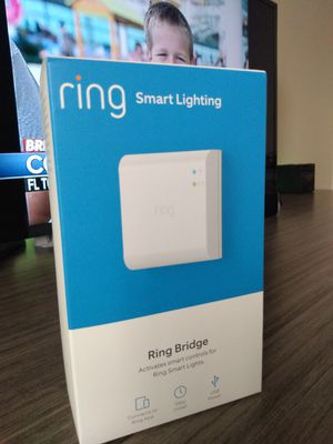 Philips hue bridge brand new!! Best priced and we'll go pick up!! for Sale in Perris, CA
