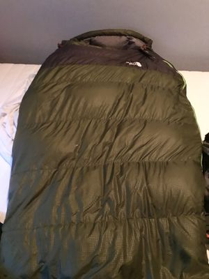The North Face furnace 5 down sleeping bag for Sale in Edmonds, WA