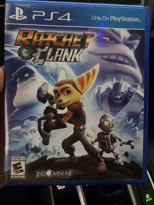 Ratchet and Clank PS4 for Sale in Los Angeles, CA