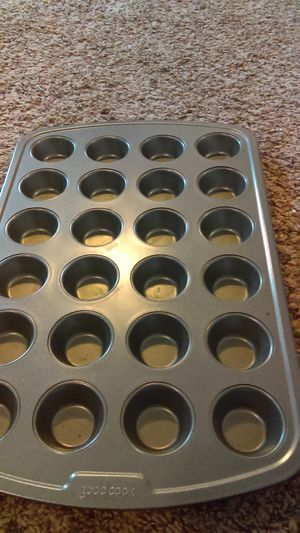 Good cook cupcake pan for Sale in Eagle Mountain, UT