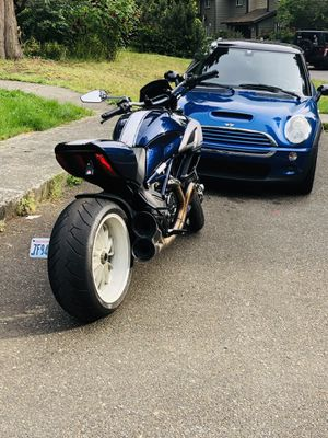 2013 Ducati diavel carbon for Sale in Puyallup, WA