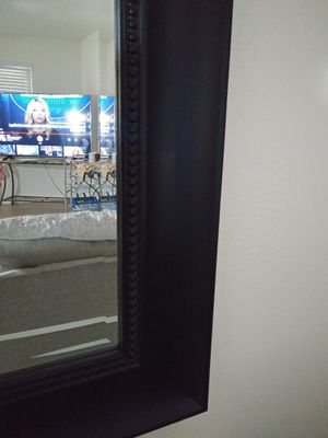 Beautiful Beveled Glass Mirrow for Sale in Carmichael, CA
