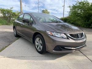 2014 Honda Civic for Sale in Highland Park, MI