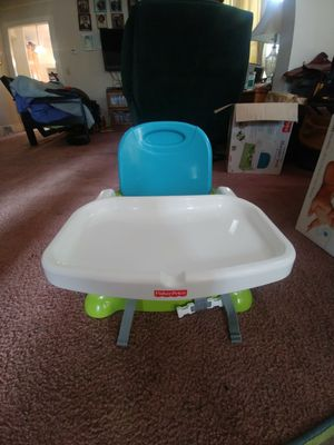 Foldable booster seat for Sale in Portland, OR