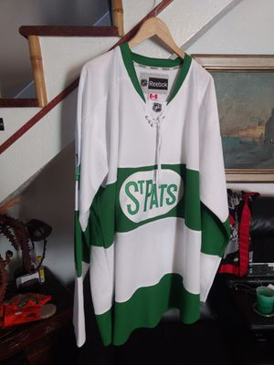 David Keon Toronto Maple leafs St. Patrick's day Jersey for Sale in Carrollton, TX