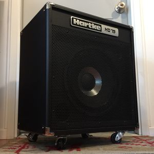 Hartke 75 Watt Bass Amplifier for Sale in Poway, CA