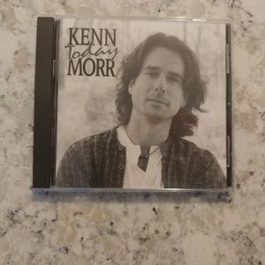 Kenn Morr cd Titled Today for Sale in Manorville, NY