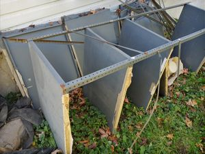 Commercial metal shelves for Sale in Nicholasville, KY