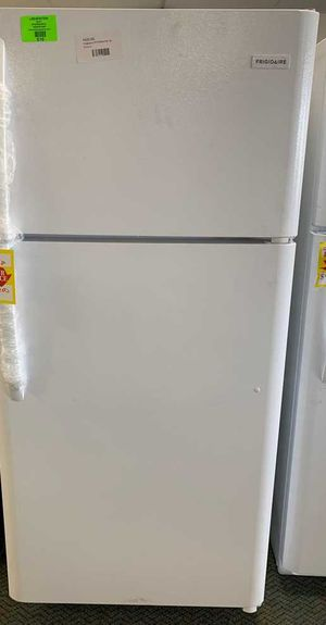 Top Freezer Refrigerator!! Frigidaire Brand!! All new with warranty VR 3 for Sale in Garden Grove, CA