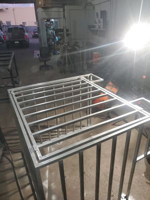 welder custom works, aluminum stainless steel, iron for Sale in North Miami, FL
