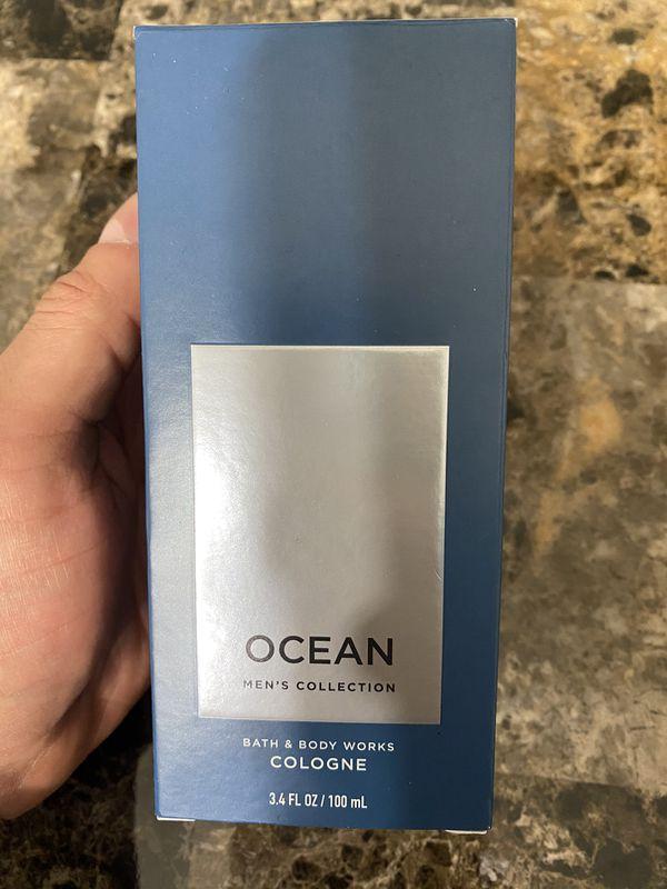 Men's cologne; ocean. Brand new, never used!