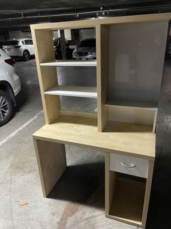 IKEA Desk With Hutch for Sale in Burbank,  CA