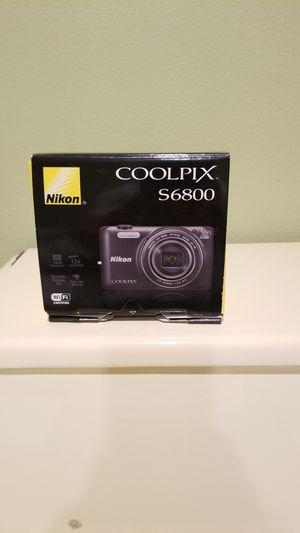 Nikon Digital Camera CoolPIX S6800 for Sale in Artesia, CA