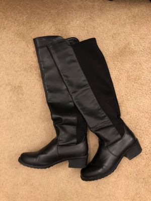 Black Fall/Winter boots for Sale in San Gabriel, CA