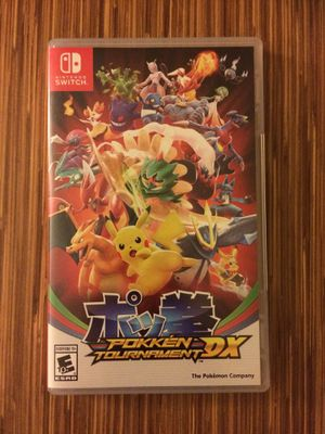 Pokén Tournament DX for the Nintendo Switch for Sale in Denver, CO