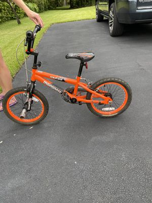 Mongoose kids bike for Sale in Boca Raton, FL