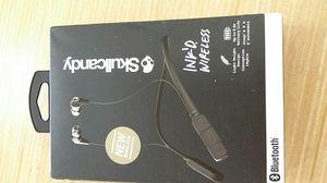 Skullcandy Ink'd Bluetooth Wireless Lightweight Earbuds w/Mic S2IKW-J509 BRAND NEW for Sale in Boca Raton, FL