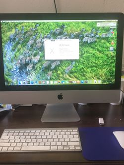 iMac 21.5 Inch, Mid 2011, Intel Core i5 With 20 gb Of Memory for Sale in La Puente,  CA