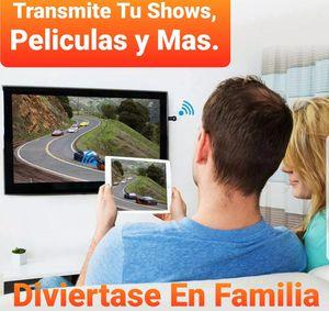 PROYECTA LA IMAGEN DE TU CELULAR A LA TV SIN CABLES for Sale in Dallas, TX