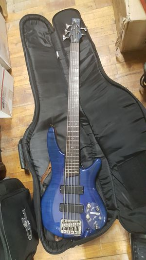 Ibanez SR705 5-String Electric Bass Guitar for Sale in Baltimore, MD