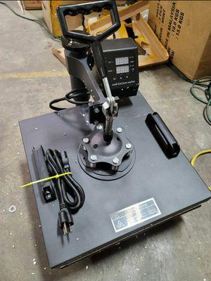 HEAT PRESS 15X15 COMBO MACHINE for Sale in Montclair, CA