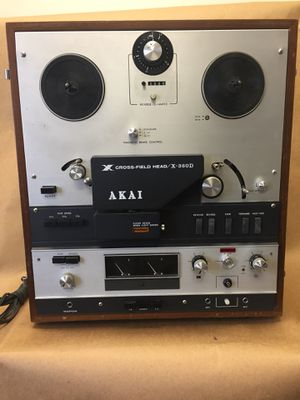 Akai X-360D Reel to Reel player for repair! for Sale in Pittsburgh, PA