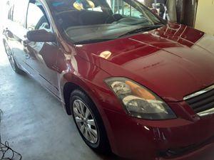 2009 Nissan altima for Sale in Moreno Valley, CA
