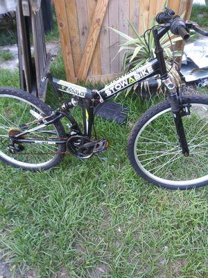 Stowaway bike it folds in half for Sale in Tampa, FL