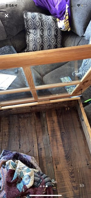 Display coffee table for Sale in West Monroe, LA