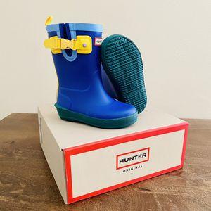 NEW Hunter Kids Boy Girl Davison Rain Boots for Sale in Mount Prospect, IL