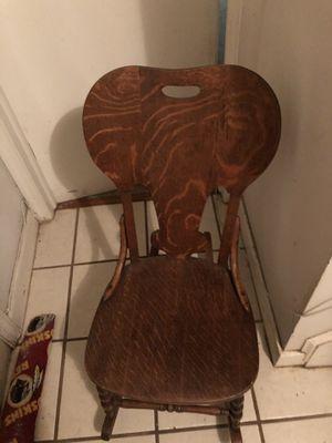 Antique Rocking Chair for Sale in Fairfax, VA