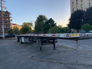Flatbed trailer Utility 2008 for Sale in Lemont, IL
