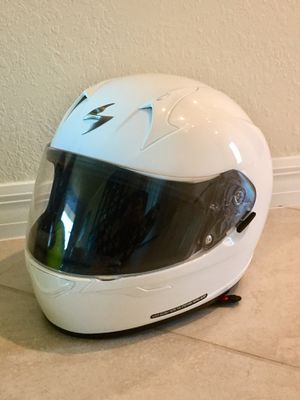 Scorpion exo motorcycle helmet. New size XL for Sale in Venice, FL