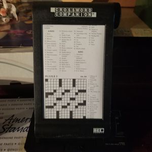 Crossword puzzle game for Sale in Kernersville, NC