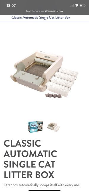 Littermaid Automatic LitterBoX for Sale in Oakland Park, FL