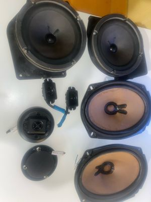 Bose, on request car audio speakers. Full system for Sale in Aurora, CO