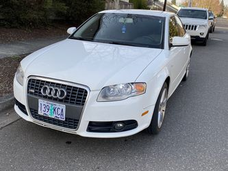 2008 Audi A4 Quattro B7 2.0T S-Line With DSG for Sale in Vancouver,  WA