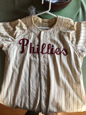Vintage Phillies Jersey for Sale in Baldwin, NY